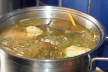 Cara membuat soto ayam: